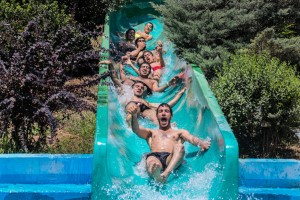 IRAN-WATERPARKS