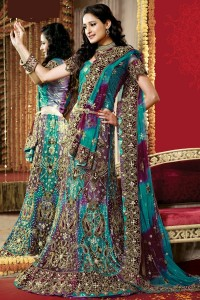 heavy-embroidered-sarees-for-bridal-girls