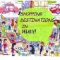 Street shopping destinations in Delhi
